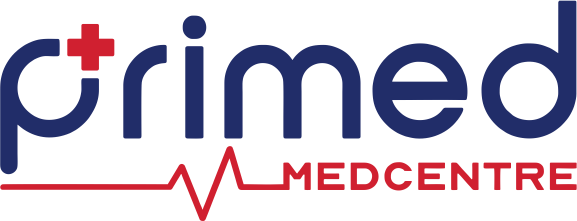 Primed Medcentre Logo